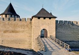 У Хотинській фортеці відремонтують міст для туристів
