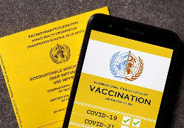Стало відомо, коли в ЄС запровадять паспорти вакцинації