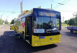 Роман Клічук пообіцяв відновити рух тролейбуса у Садгору після завершення ремонту на вул.Хотинській