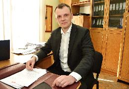 Заступник міського голови Чернівців Євгеній Маховіков: Я звик до «детектору брехні» і дуже не люблю, коли мене називають чиновником