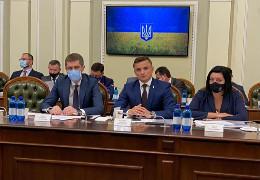 Голова Чернівецької облради Бойко бере участь у засіданні Консультативної ради з питань місцевого самоврядування