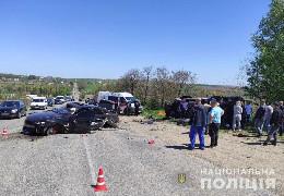 На автодорозі Чернівці-Сторожинець трапилася потрійна ДТП, є потерпілі