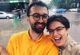 Вона популяризує Україну: екснардеп Лещенко прокоментував виступ дружини у Москві