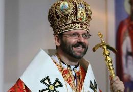 Глава УГКЦ Святослав 30 травня приїде до Чернівців