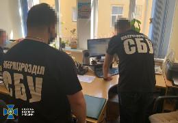 СБУ заблокувала незаконний витік інформації з обмеженим доступом в Чернівецькій міськраді
