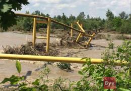 На Буковині припинено газопостачання до населених пунктів Банилів та Слобода-Банилів