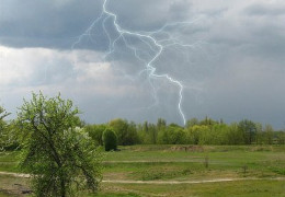 Погода в Україні демонструє нестійкий характер: від +15° С до +28° С з п'ятниці до понеділка