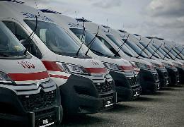 """Медики чернівецької """"швидкої"""" отримають 13 нових автомобілів для транспортування пацієнтів з Сovid-19"""