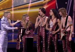 Переможцем Євробачення 2021 став італійський гурт Італії Måneskin. Українці в топ-5