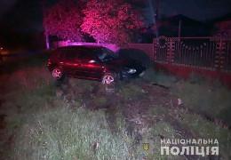 У поліції розповіли, як у селі Коболчин водій євробляхи збив на узбіччі двох дівчат
