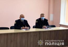У Хотині призначили представили нового керівника територіального підрозділу поліції