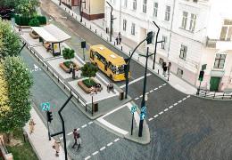 У Чернівцях нарешті дійшли руки навести лад з перехрестям вулиць Університетської та Богдана Хмельницького