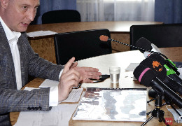 Андрій Шалєєв хоче витягнути «Міськсвітло» з темних 90-х
