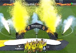 """Іспанський """"Вільяреал"""" у драматичному фіналі з МЮ вирвав перемогу у серії пенальті і вперше став переможцем Ліги Європи"""