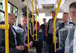 Чернівці зробили крок до закупівлі нових міських автобусів на умовах лізингу