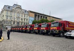 Буковина отримала 40 тонн гуманітарної допомоги від Румунії в рамках протидії COVID-19 на суму понад 1,2 млн. євро