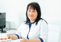 Гендиректорка обласного центру служби крові Анжеліка Каланча: «Ніхто сьогодні не знає, кому завтра буде потрібний донор»