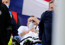 Футболіст збірної Данії Крістіан Еріксен ледь не помер на полі: що варто знати про моторошний інцидент на Євро-2020