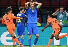 Українці у першому матчі на Євро 2020 програли голландцям 3:2, але проявили характер