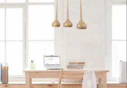 Люстри в скандинавському стилі від інтернет-магазину «Brille»