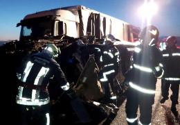 У Румунії сталася аварія з українським автобусом, є жертви
