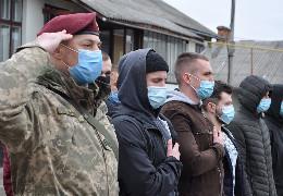План призову виконано: 340 буковинців відправлять на строкову військову службу