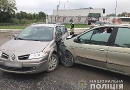 У Недобоївцях в аварії постраждали троє людей