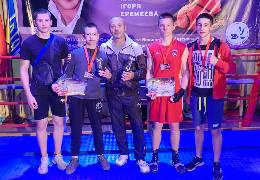 Буковинські боксери вдало виступили на міжнародному турнірі на Волині