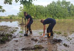 Сумні підсумки: зливи на Буковині пошкодили дороги та мости майже в 30 населених пунктах