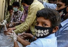В Індії виявили нову мутацію коронавірусу: що відомо про штам Delta-plus