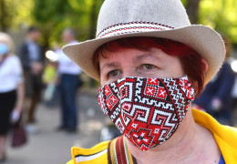Будьмо уважні! В Україні різко зросла кількість нових хворих на коронавірус