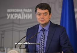Є серйозні тертя: в Офісі президента натякнули, що Разумков сам розпускає чутки про свою відставку