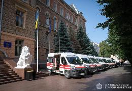 Буковина отримала 23 нових карети «швидкої допомоги», закуплені МОЗ