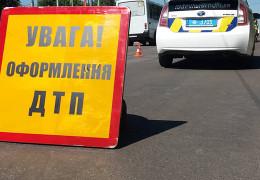 За минулу добу поліцейські зареєстрували на Буковині п'ять ДТП з потерпілими