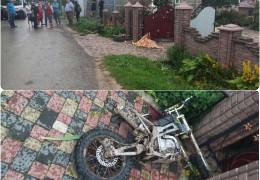 На Буковині юнак розбився на смерть на мотоциклі, в'їхавши в приватну огорожу
