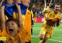 Україна - Швеція: як зараз виглядає хлопчик уболівальник, який став відомим на Євро 2012