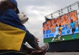 Фінальний матч Євро-2020 можна буде переглянути на великому екрані в центрі Чернівців