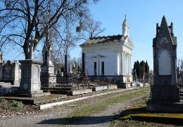 Засудили на 5 років буковинця, який крав на Руському кладовищі у Чернівцях бронзові барильєфи