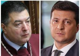 Верховний Суд визнав протиправним указ Зеленського про скасування призначення Тупицького суддею КСУ