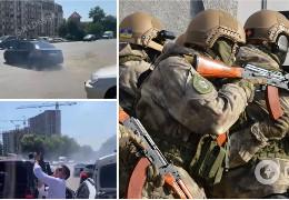 Під Одесою влаштували стрілянину з автомата в дусі кавказької весілля: поліція провела спецоперацію