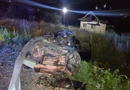 Моторошна аварія на трасі «Чернівці-Порубне»: водій легковика загинув
