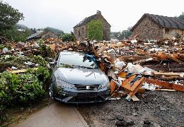 Число жертв повені в Німеччині і Бельгії досягло 170: страшні кадри наслідків