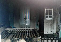 Не поділили спадок батька: у Клішківцях чоловік підпалив хату сестри, у якій перебувала 4-річна дитина