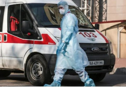 В Україні існує загроза виникнення «вибухових темпів» коронавірусу – Національна Академія Наук