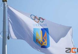 З нагоди проведення Олімпійських Ігор у Токіо у Чернівцях підняли Олімпійський прапор