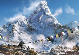 У льодовику Тибету знайшли невідомі віруси віком 15 тисяч років