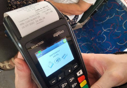 ЧТУ заохочує  розраховуватися за проїзд за допомогою валідатора: квиток на гривню дешевше