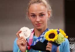Українка Дар'я Білодід принесла країні першу медаль на Олімпійських іграх-2020 у Токіо