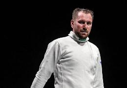 Український шпажист Ігор Рейзлiн виборов для країни другу медаль на Олімпійських іграх
