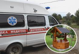 У Чорнівці після сімейного скандалу турок плигнув у криницю біля церкви. Люди його врятували...